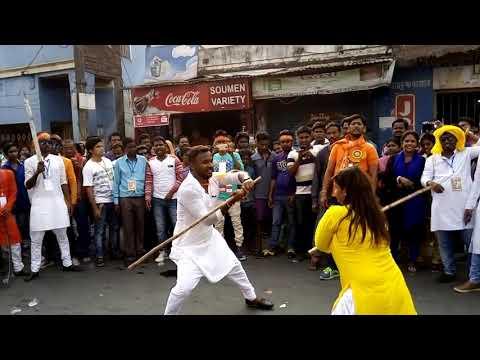 Ram Navami at Chandannagar 26 march 2018