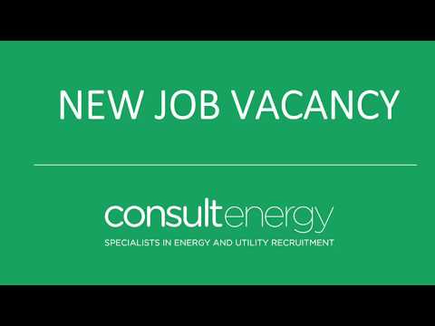 Energy Industry Analyst - NEW VACANCY - West Manchester