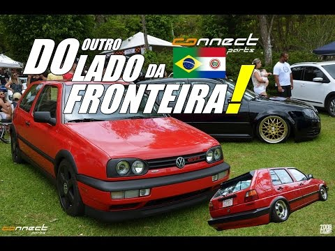 DO OUTRO LADO DA FRONTEIRA! GOLF'S PARAGUAY - CONNECT PARTS