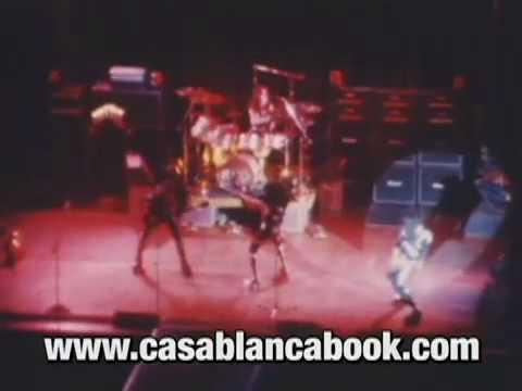 KISS-MEGA RARE-1975 Dressed To Kill Tour Promo Film-Casablanca Records