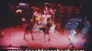 KISS-MEGA RARE-1975 Dressed To Kill Tour Promo Film-Casablanca Records