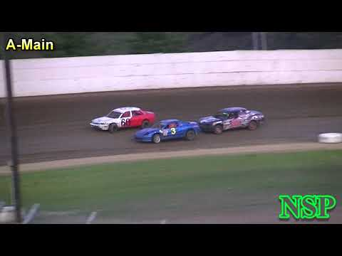 May 4, 2019 Outlaw Tuners A-Main Grays Harbor Raceway