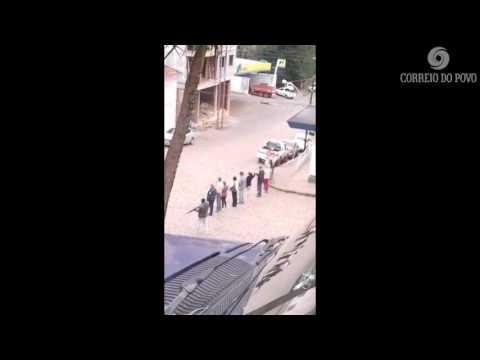 Duas agências bancárias são assaltadas em Putinga