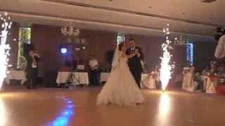 """Vals Vienez la nunta - Simina si Vali &quotDaca noi ne iubim"""" - Holograf"""
