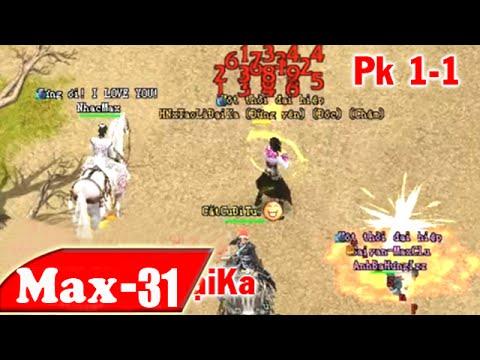 Pk VL2 - AnhBaHưngIzz - HNxTaoLàĐạiKa Kỳ Phùng Địch Thủ Solo TMKL | NhacMax -P31 | Võ Lâm 2