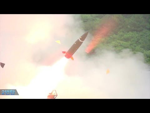 ADD - South Korea New State-Of-The-Art Ballistic Missile Firing Tests [1080p]