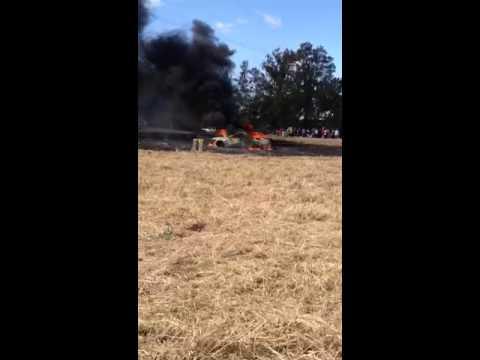 Monkerai Bns 2012 Ve Caught On Fire Part 2