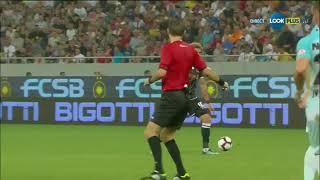 FCSB - Dinamo Bucuresti - Balgradean intervine spectaculos la sutul lui Popovici