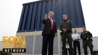 The biggest border issue is US asylum laws, not a wall?
