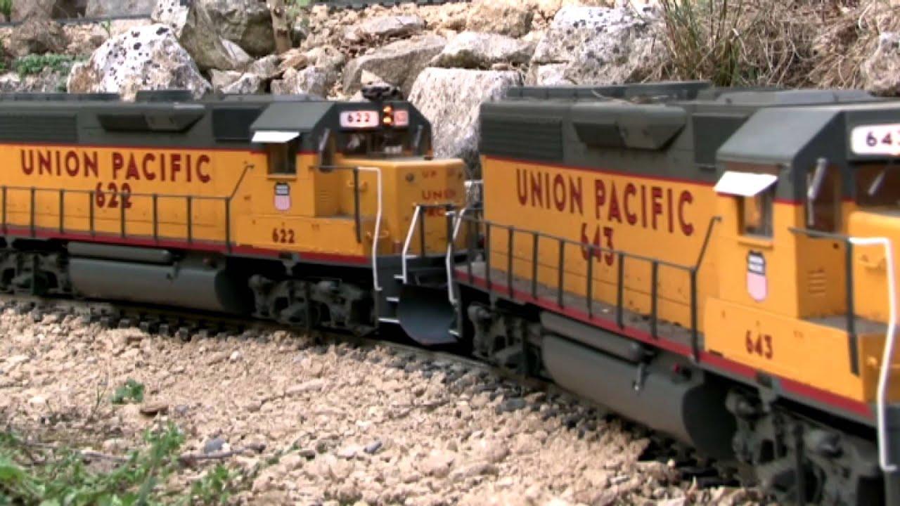 Modelleisenbahn Spur G USA / Rail Transport Modellin G