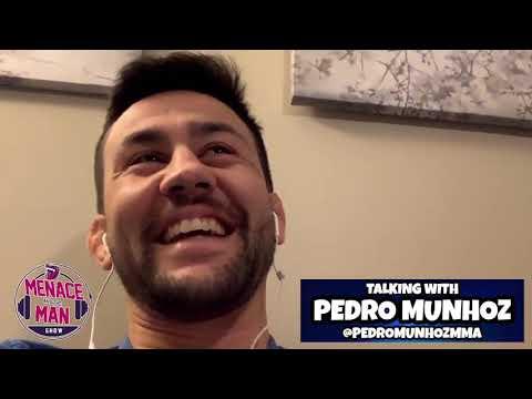 Pedro Munhoz on Jose Aldo, Joanna Jedrezejczyk, Cody Stamman, Marlon Moraes, his next fight & more