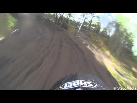 Motocross fast lap GoPro - Sandtrack Holland