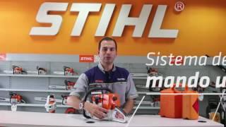 Técnica Correcta de Arranque para una Motosierra STIHL (versión ampliada)