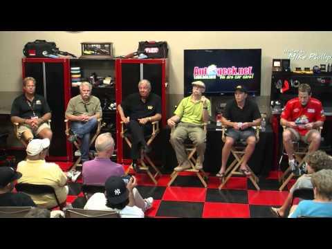 Wayne Carini, Barry Meguiar, Dennis Gage, Bruno Massel, Matt Steele & Mike Phillips