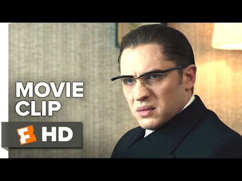 Legend Movie CLIP - American Mafia (2015) - Tom Hardy, Chazz Palminteri Thriller HD