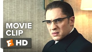Legend Movie CLIP - American Mafia (2015) - Tom Hardy, Chazz Palminteri Thriller HD