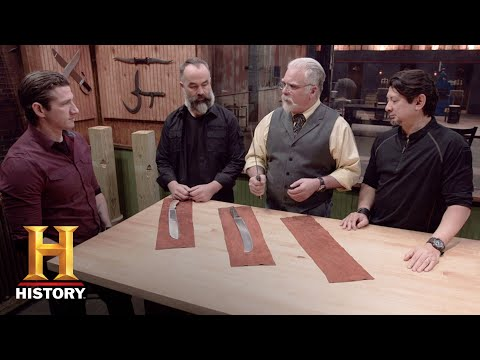 Forged in Fire: Bonus - Round 2 Deliberation (Season 4, Episode 10) | History