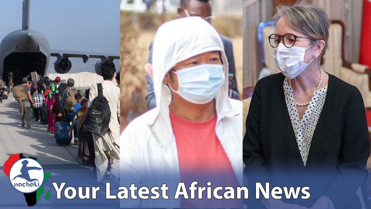S.Sudan Finds 40 Illegal Afghans, Malawi Prosecutes Chinese Trafficker, Tunisia's Gets 1st Woma