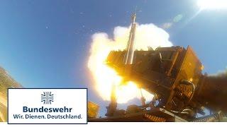 Flugabwehr mit dem Flugabwehrraketensystem Patriot – Bundeswehr