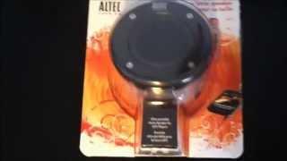 Altec Lansing iM227 Orbit Mp3 Speaker - UNBOXING & AUDIO TEST