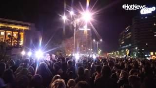 Filmul celui mai mare protest din Bucuresti in ultimii ani