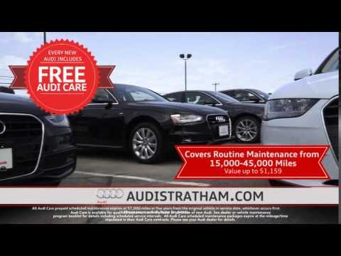 Free Audi Care YouTube - Audi care