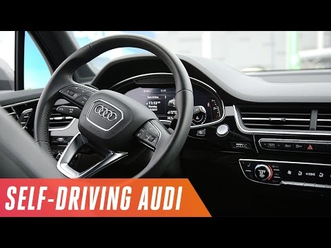 The Audi and Nvidia self-driving car