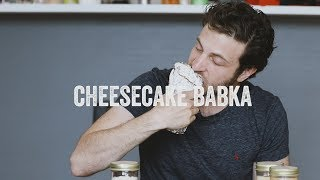 Brunch Boys: Cheesecake Month at Breads Bakery