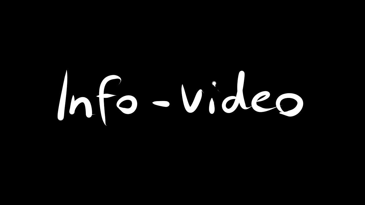 Info - Video