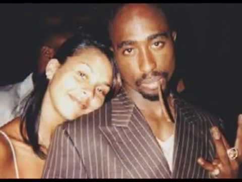 Tupac and Kidada Jones - A love story cut short