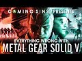 Everything Wrong With Metal Gear Solid V in 28 Minutes or Less | Gaming Sins