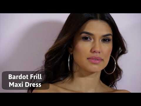 Studio - Bardot Maxi Dress