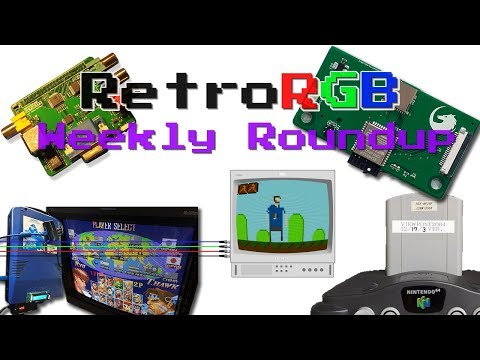 RetroRGB Weekly Roundup #195 - April 1st 2020