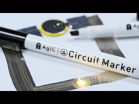 the pen that draws electricity youtubethe pen that draws electricity