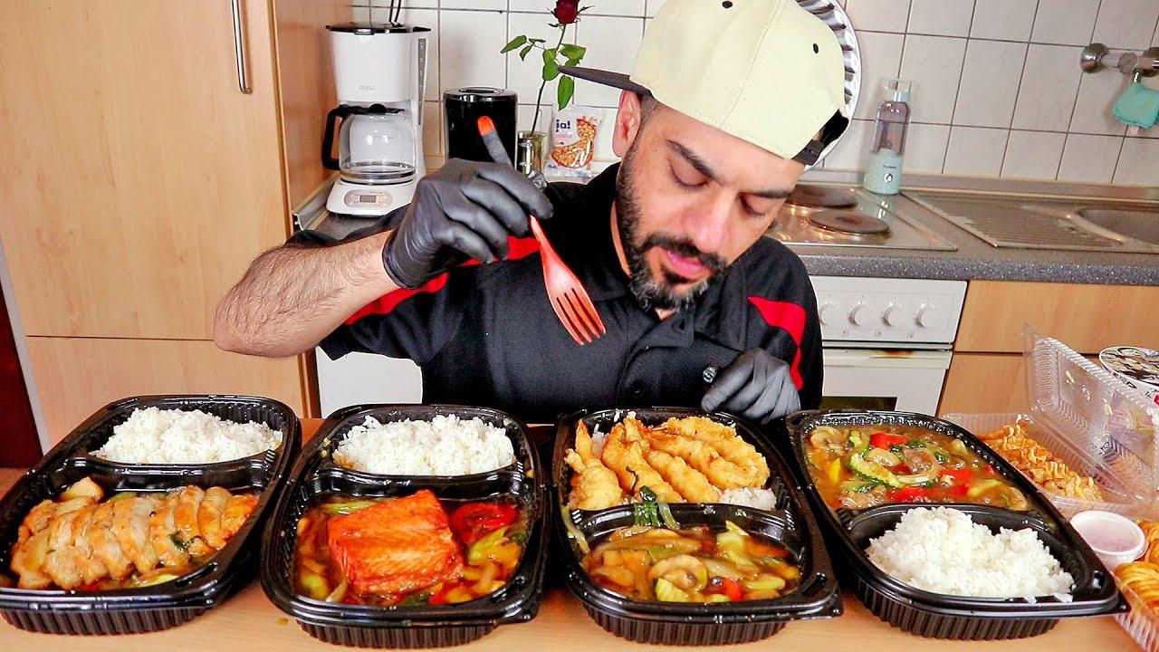 موكبانغ وتجربة اكلات يابانية متنوعة من مطعم ياباني ٥ نجوم Japanese Food Review & Mukbang