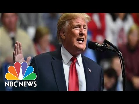 Watch Live: President Donald Trump Holds Campaign Rally In Missouri | NBC News