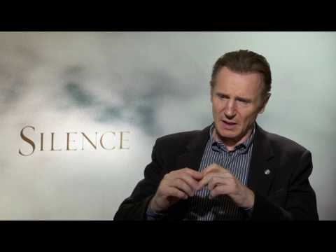 Silence Interview with LiamNeeson