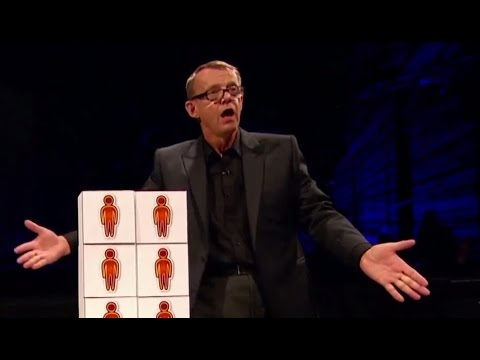 DONT PANIC — Hans Rosling showing the facts about population