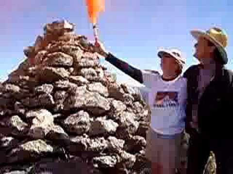 SAD SMOKY MOUNTAINS Project 08/08/08 FREE TIBET