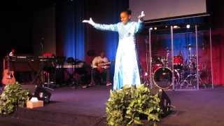 Holy Spirit Come- Eddie James NSCC Praise Dance Ministry (Davina)
