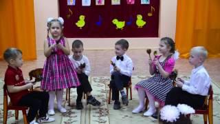 Дети поют частушки...
