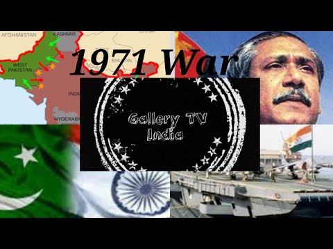 1971 India Pakistan War In Hindi - Galaxy TV India