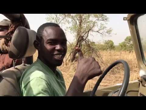 Landcruiser i Burkina Faso