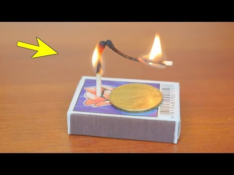 Thumbnail: 5 Magic Tricks with Matches
