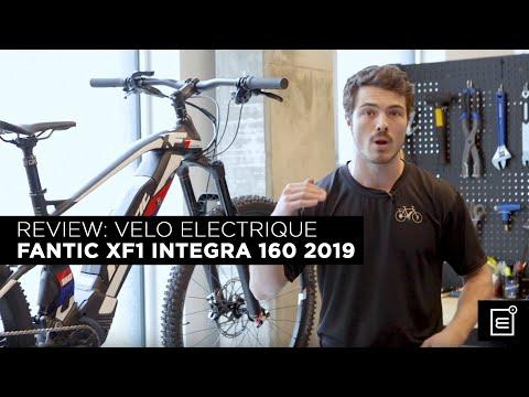 REVIEW: Velo Electrique FANTIC XF1 Integra 160 2019 // E2 Sport Montreal Expert en Ebike