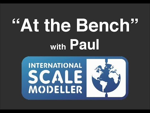 "April 2018 ""At the Bench"" Update Including Models For Heroes Auction information"