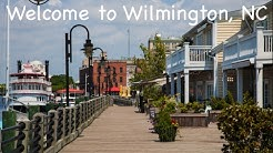 Welcome To Wilmington, River Walk