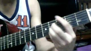 magbalik by callalily acoustic version- bass,intro,chords,adlib,rhythm- slow motion tutorial