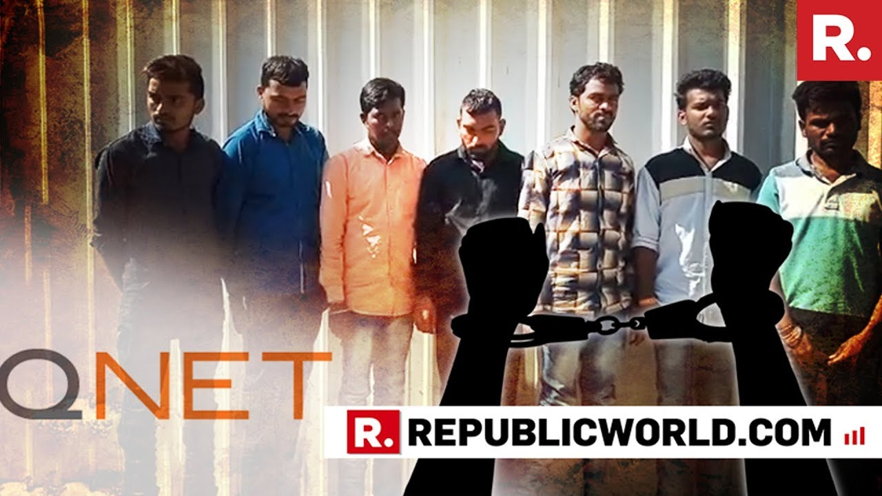 Qnet Multi Level Marketing Scam Busted 57 Arrests Across India Youtube