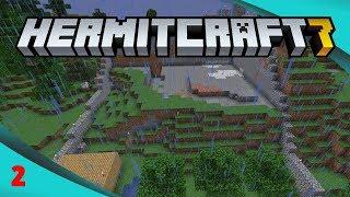Mining Time - Hermitcraft 7 Ep2